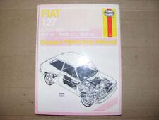 Fiat 127 Haynes Car Service & Repair Manuals