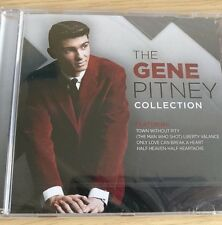 NEW SEALED - THE GENE PITNEY COLLECTION - Pop Doo Wop 60's 70's Music CD Album