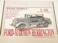 1/48 Wespe Models Ford Marmon Herrington WW2 German Car Resin Scale Model Kit