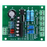 Dual-Stereo VU Meter Treiberplatine Verstärker Audiopegelmesser Driver Board 12V