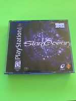 🔥 PS1 PlayStation 1 PSX GAME 💯 COMPLETE WORKING GAME 🔥 RPG 🔥 STAR OCEAN