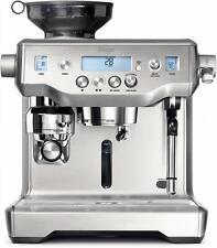 Sage the Oracle, SES980, gebürsteter Edelstahl Siebträger-Espressomaschine