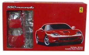 Fujimi 1/24 Ferrari 550 Maranello Kit FU-12270