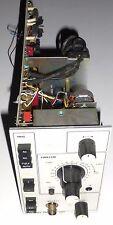 A111: Tiroir base de temps pour oscilloscope Solartron/Schlumberger A100