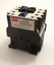 DAYTON 2UXL5 IEC Magnetic Contactor - 24VAC Coil - 32FLA Inductive - 3 Pole -