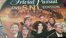 NEW in Box Trivial Pursuit SNL Saturday Night Live DVD Edition Board Game