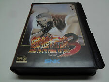 Fatal Fury 3 / Garou Densetsu 3 SNK Neo-Geo AES Japan NEW