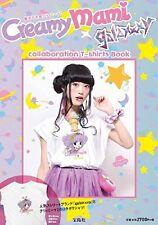 Mahou no Tenshi Creamy Mami Galaxxxy Collaboration T-shirt Book w/T-shirt