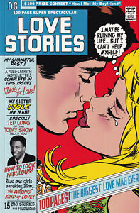 DC 100-Page Super Spectacular: Love Stories Replica Edition, Bob Oksner cover