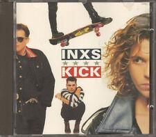 INXS KICK 12 track CD 1987 New Sensation Never Tear Us Apart