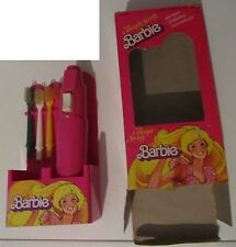 Barbie Vintage Battery Operated Toothbrush Spazzolino Elettrico Mattel anni 70