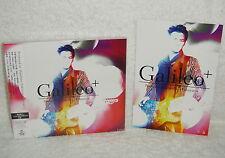 Galileo+ Produced by Masaharu Fukuyama Taiwan Ltd CD+DVD+Postcard (A-Lin)