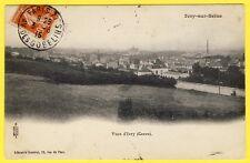 cpa Dos 1900 - IVRY sur SEINE (Val de Marne) VUES d'IVRY (Centre) Champ Foins