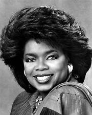 The Oprah Winfrey Show OPRAH Glossy 8x10 Photo Print TV Media Host Portrait