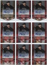 Lot of (23) Max Fried 2012 Panini Elite Auto RC's - San Diego Padres SP Prospect