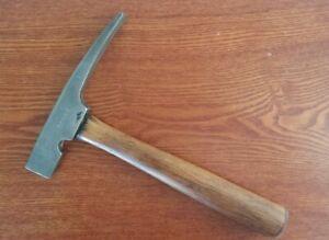 Vintage Plumb Hammer 30 oz Masonry Stone Woodwork Bricklayer Mason Rock Pick