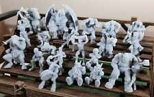 Fantasy Football Fans pack second batch 3D printed (Fanath)