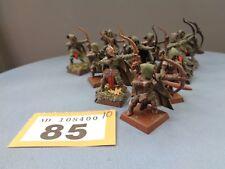 Warhammer Age of Sigmar Wood Elves Sylvaneth Glade Guard Archers 85