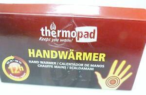 THERMOPAD Handwärmer 30 Paar Wärmepads 12 Stunden Taschenwärmer SE5