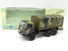 Elecon Russie 1/43 - Kamaz 43105 Cellule Militaire Russian Army