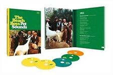 The Beach Boys Pet Sounds 50th Anniversary Deluxe Edition 5 Disc Set