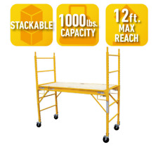Heavy Duty Multipurpose Portable Mobile Construction Scaffold Scaffolding System