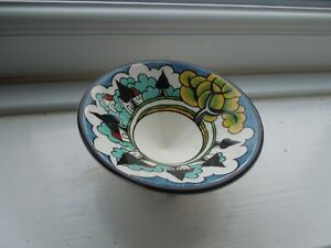 Clarice Cliff May Avenue Wedgwood Conical Sugar Bowl