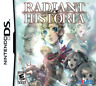 NDS-Radiant Historia (#) /NDS GAME NEUF
