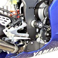Yamaha YZF R6 2003-2005 R&G RACING classic lower crash protectors bobbins