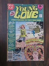 Young Love #125 (May 1977, DC) Minor Water Damage