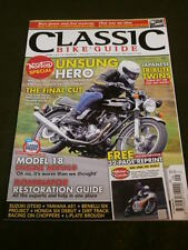 CBG - CLASSIC BIKE GUIDE - NORTON Mk III COMMANDO - SEPT 2012