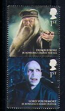 GB 2011 Dumbledore/Voldemort/Harry Potter/Books/Films/Magic/Cinema s-t pr n30475