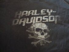 Harley Davidson Motorcycle St. Charles Missouri Biker T Shirt YOUTH Sz XL 18-20
