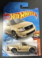 2020 Hot Wheels 237/250 '99 FORD F-150 SVT LIGHTNING HW HOT TRUCKS 1/10