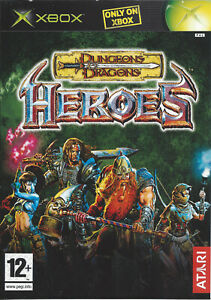 DUNGEONS & DRAGONS HEROES for Xbox - PAL