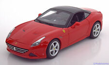 1:18 Bburago Ferrari New California T Hardtop 2014 red/black