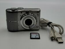 Canon PowerShot A1100 IS 12.1MP Digital Camera with USB and 4GB Memory Card