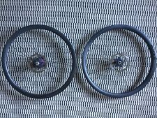 NOX Composites Carbon Disc Brake Road Wheelset w/ Industry Nine Torch Road Hubs