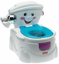 Fisher-Price My Potty Friend Kids Toilet Training Seat Musical Encourage Phrases