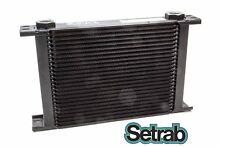 SETRAB OIL COOLER P/N  625 (25 ROW ) P/N 50-625-7612, COOLER ONLY, FREE SHIP!