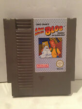 A Boy And His Blob Nintendo NES Pal Loose