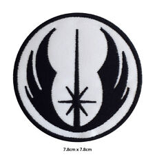 STAR WARS Jedi Order Uniform Badge Embroidered Patch Iron on Sew On Badge