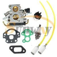 Carburateur Kit pour Husqvarna 435 440 435E 440E Jonsared CS410 CS2240 C1T-EL41A