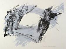 MECHTHILD MANSEL - Ohne Titel - Farblithografie 2000