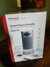 HONEYWELL CONNECTED RCHS5230WF SMART HOME  SECURITY SELF-MONITORED SYSTEM ALARM