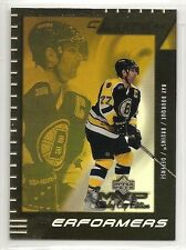 1999-00 UD MVP Stanley Cup Edition - Clutch Performers -#2- Ray Bourque - Bruins