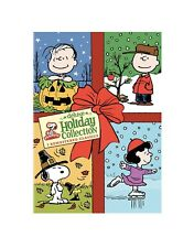 Peanuts Deluxe Holiday Collection: 3 Remastered Classics (DVD) New! In Hand!