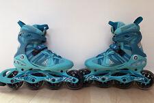 New listing K2 Vo2 Pro 90mm Boa Women's Us 8.0 Eur 39 VorTech Inline Skates Rollerblades V02