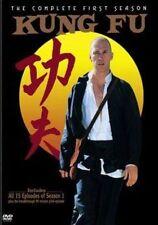 Kung Fu Complete First Season 0085392425020 With David Carradine DVD Region 1