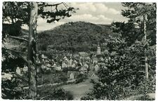 Postcard - Nagold, Germany Town Overview - 1954